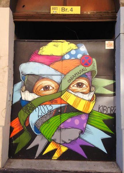 savamala street art belgrade serbia