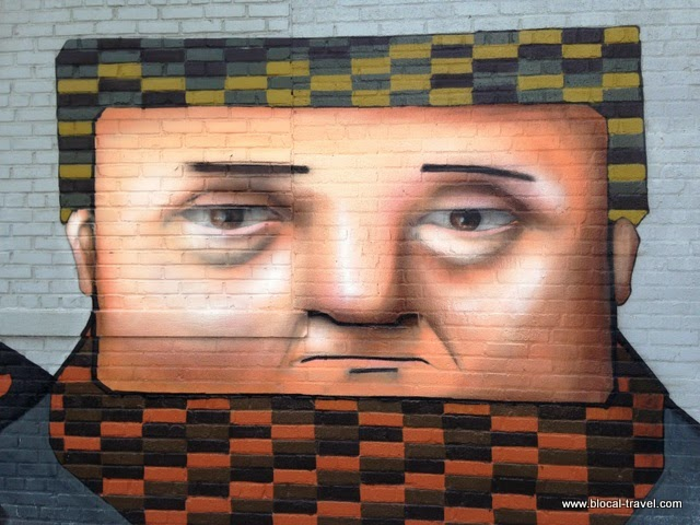 Bushwick, Brooklyn, New York, collective, street art