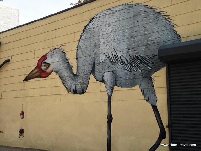 Williamsburg, Brooklyn, New York, street art graffiti