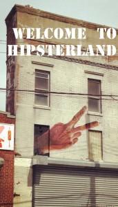 Hipster neighborhoods in Brooklyn