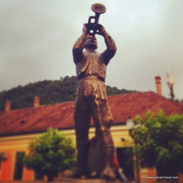 Guca trumpet festival serbia 2014