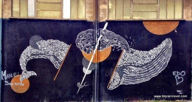 Domenico Romeo street art arcidosso alterazioni festival tuscany