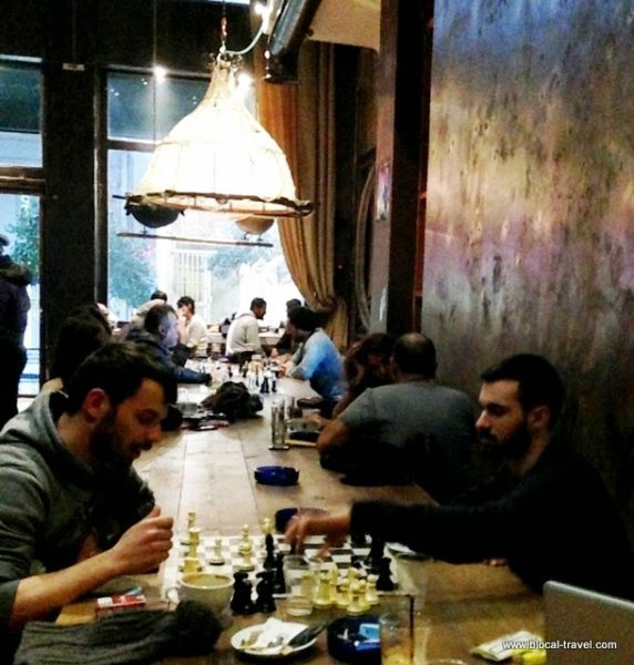 Athens Foodie Guide