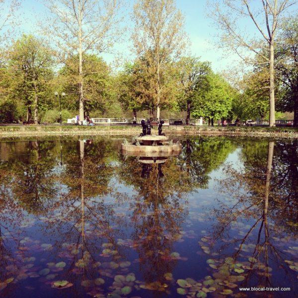 Borisova Gradina Park, Sofia