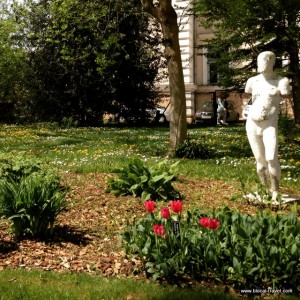 Botanic Garden, Sofia