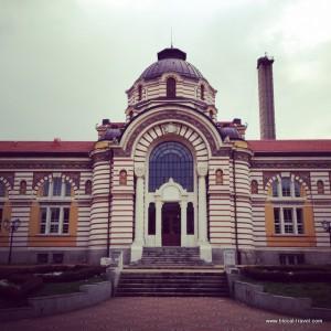 Municipal Bath Sofia, Bulgaria