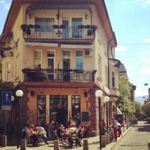 Sun Moon vegetarian restaurant, Sofia