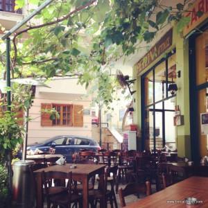 Igglis tavern ano poli thessaloniki