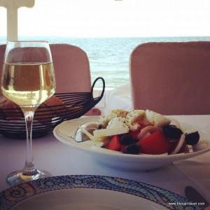 Hamodrakas restaurant Thessaloniki