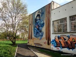 street art hazdhi dimitar sofia