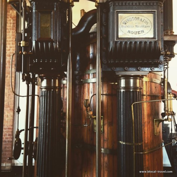 The Barbadinhos Steam Pumping Station, Lisbon, industrial archaeology Lisbon