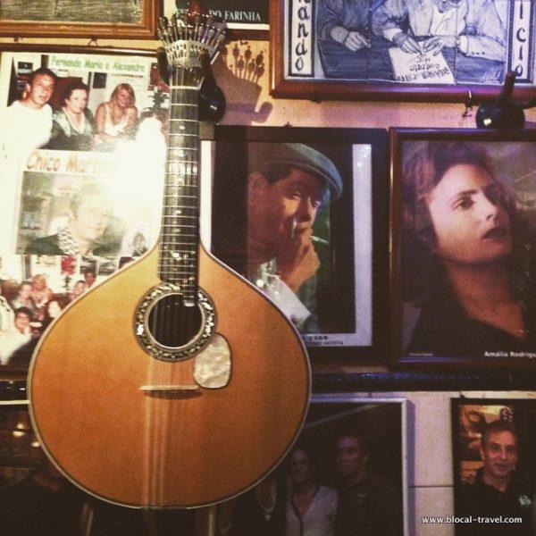 A tasca do chico restaurant live fado music lisbon