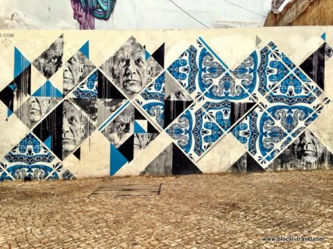 Addfuel street art Lagos, Algarve, Portugal