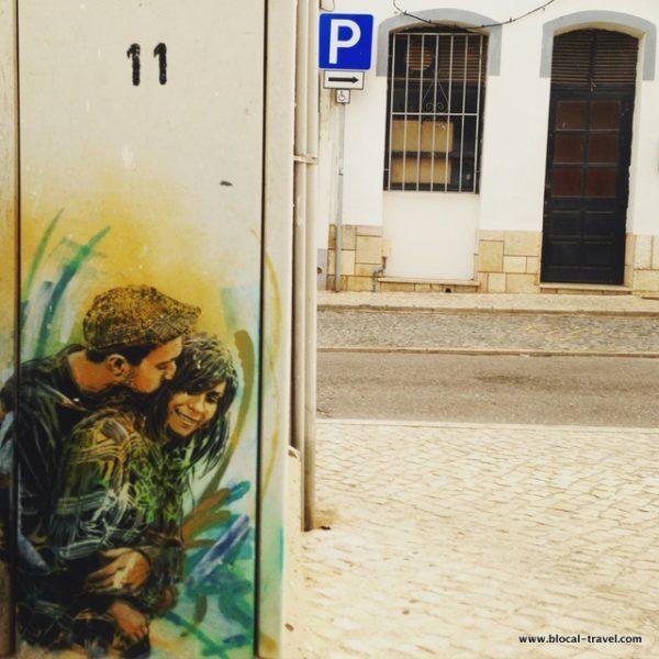 C215 street art Lagos, Algarve, Portugal 3