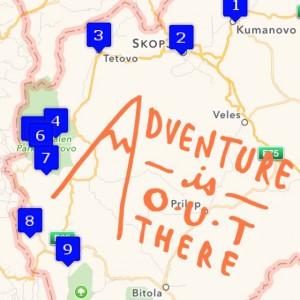 Macedonia road-trip