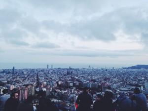 4 days in Barcelona…in 40 seconds!