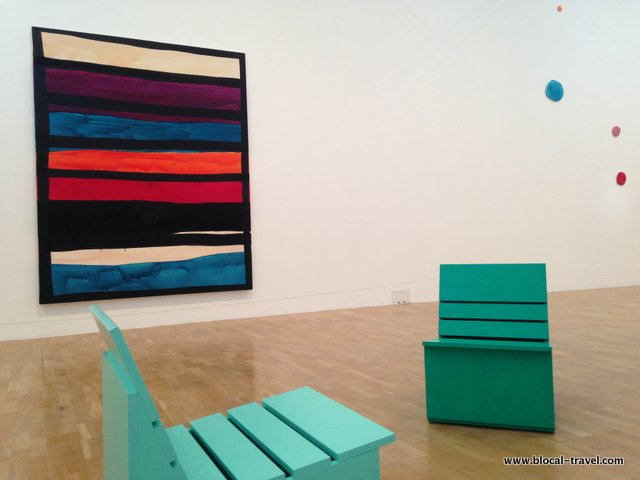 Whitechapel Art Gallery weekend in London