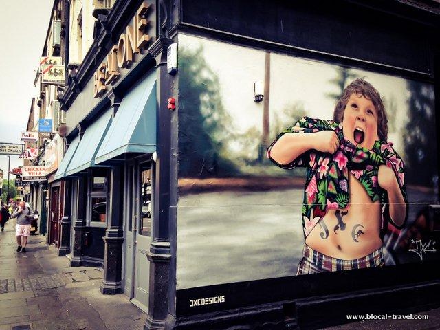 street art camden town london
