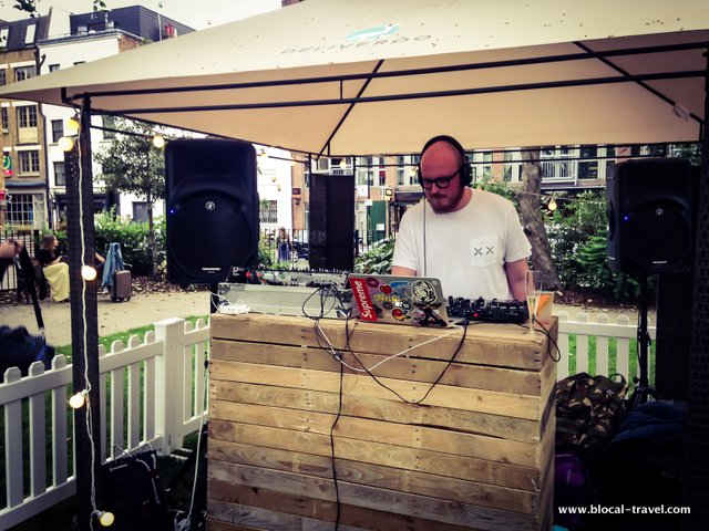 street party weekend in london