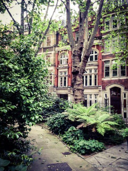 postmans park london