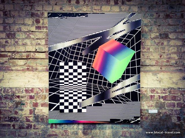 Felipe Pantone stolenspace art gallery london