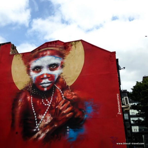 Dale Grimshaw manchester street art guide