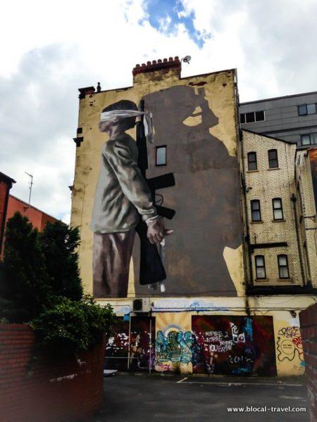 Hyuro Manchester street art guide