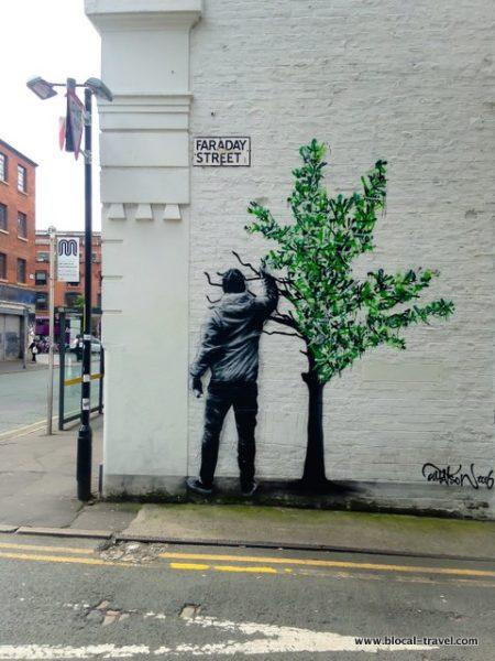 Martin Whatson manchester street art guide