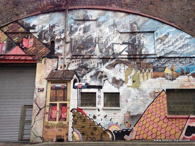 Manchester street art guide