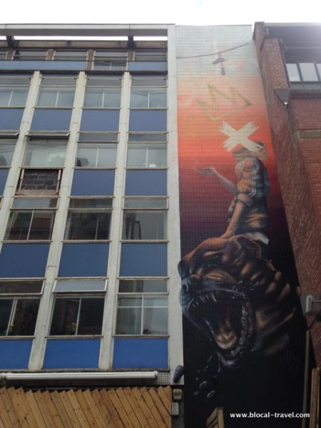 nomad clan manchester street art guide