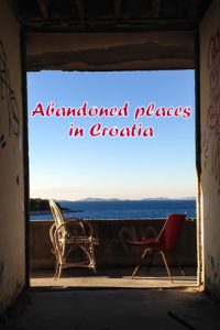 abandoned places in croatia