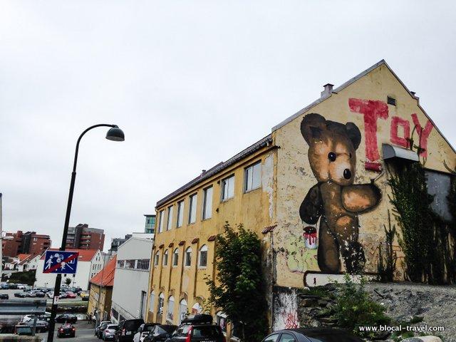 dotmasters stavanger street art guide