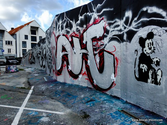 jeff gilette nuart stavanger street art guide