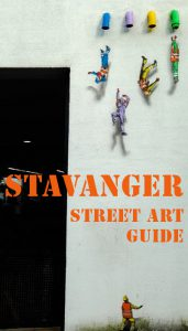 Stavanger Norway street art guide
