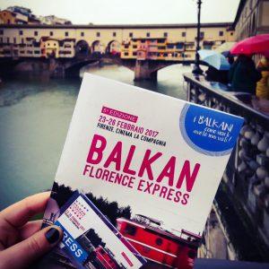 Balkan Florence Express 2017