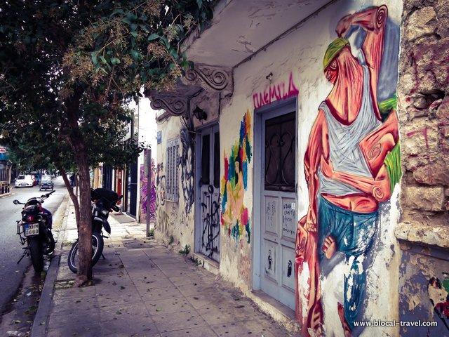 Metaxourgeio Athens