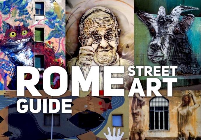 Rome street art guide