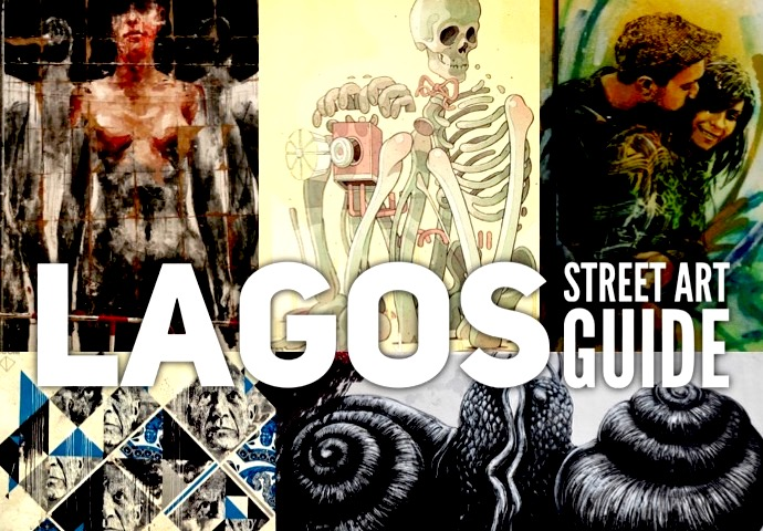 Lagos street art guide