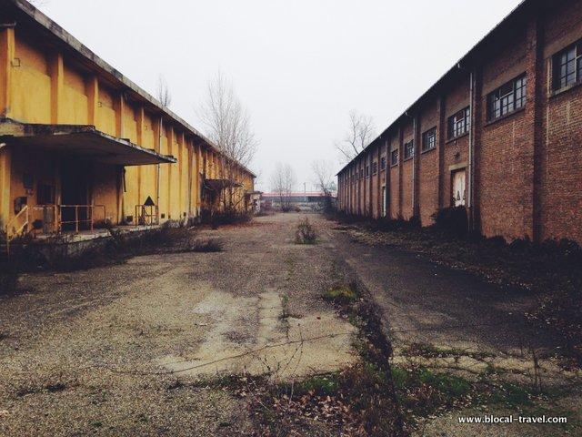 Abandoned places in piedmont sali e tabacchi nervi tortona