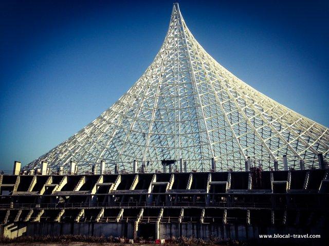 calatrava stadium abandoned places in rome