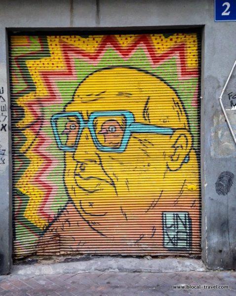 broken fingaz tel aviv street art guide