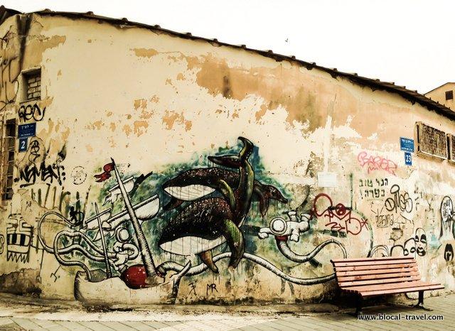 damian tab tel aviv street art