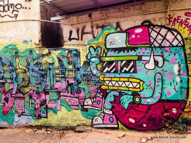 frenemy tel aviv street art guide