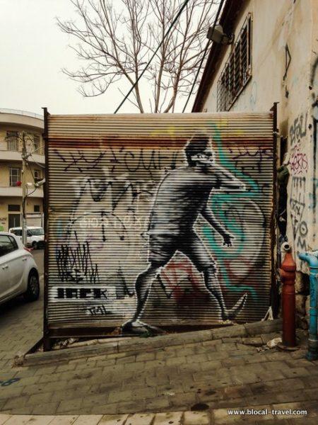 jack TML tel aviv street art guide