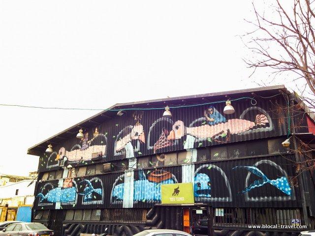 klone tel aviv street art guide