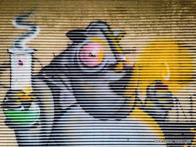 mas graffiti tel aviv