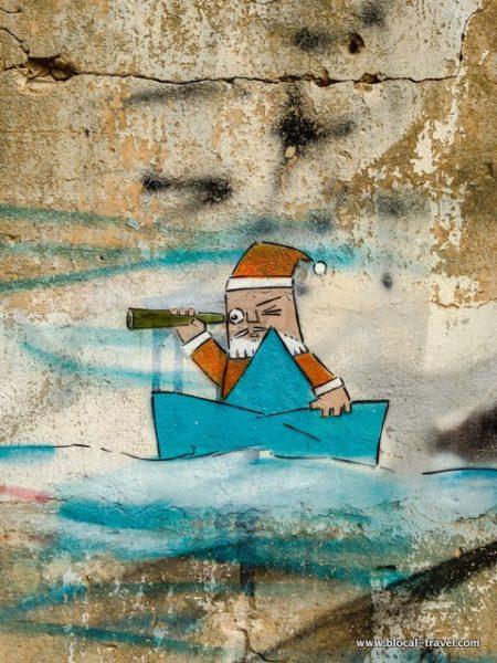 sened tel aviv street art guide