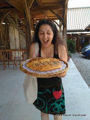 mojca bakery pogaca slovenia