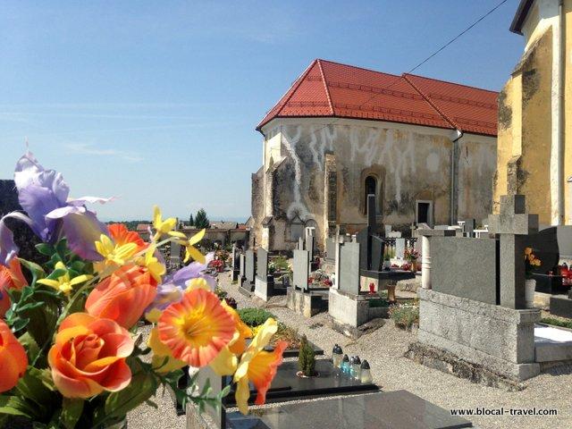 tri fare cemetery slovenia