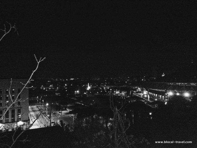 Monte Mario Northern Rome